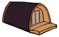 Pods/Accommodation